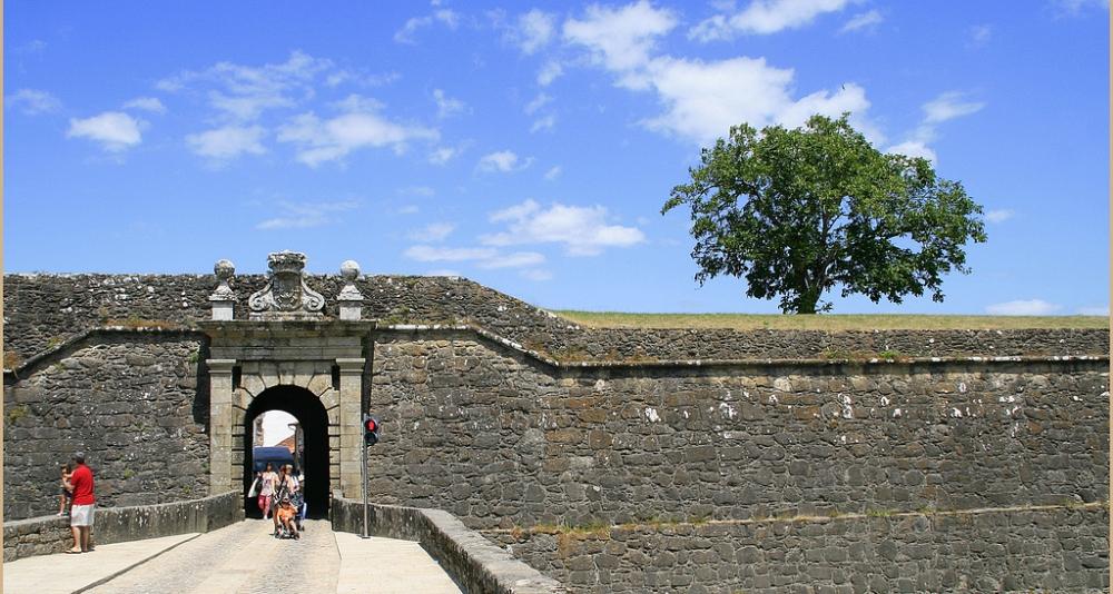 A Guarda and Valença do Miño: visit between frontiers