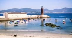 A tu aire en coche - Costa Gallega e Islas Cíes