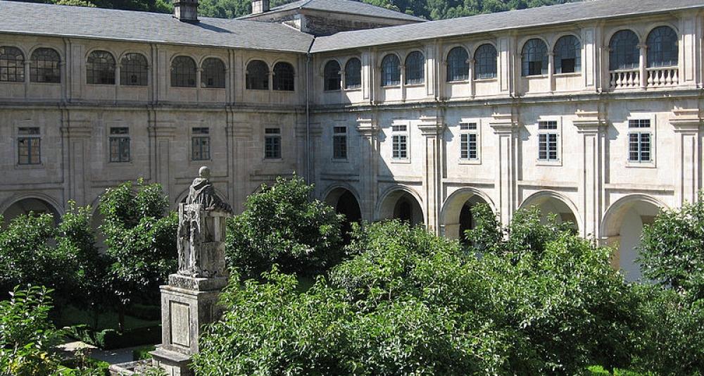 Abadía de Samos
