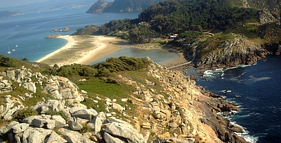 Cies Islands Tour