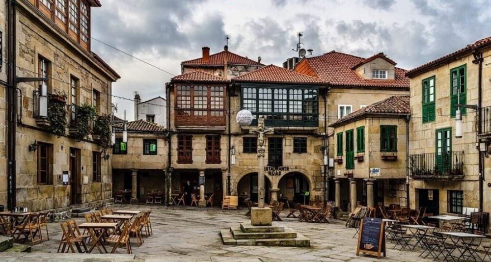 Circuito 2 a 8 personas Galicia - Santiago de Compostela y Ribeira Sacra