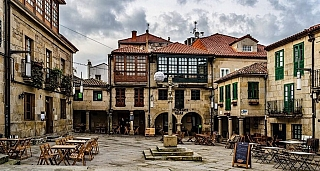 Circuito Burbuja Santiago de Compostela y Rías Baixas