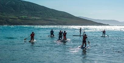 Clases de surf (caion)