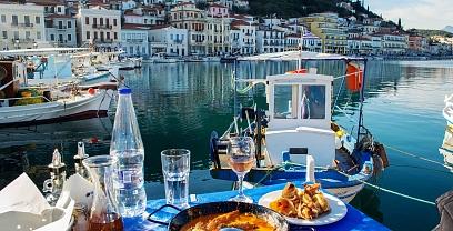 Crucero y gastronomía en la Ría de Arousa