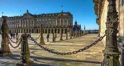 Emblematic places in Santiago de Compostela