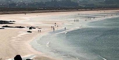 Escapada a la Playa de la Lanzada (O Grove)