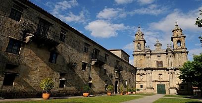 Escapada cultural y enológica a Monasterio de Poio Galicia
