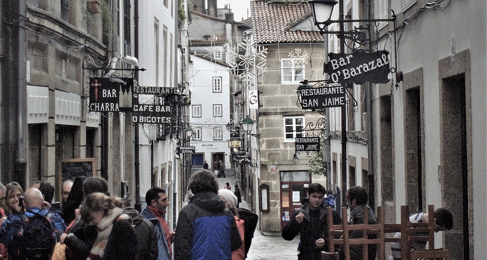 Escapada gastronómica en Santiago de Compostela