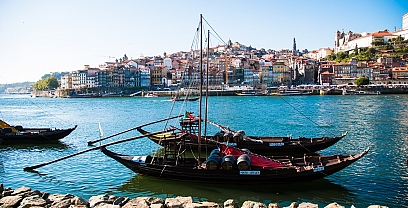 Excursión a Oporto