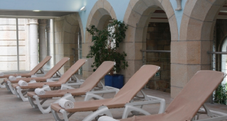 Fin de semana en el Balneario Mondariz