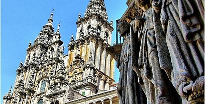 Gastronomic getaway Santiago de Compostela