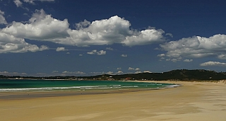 Getaway to la la Lanzada´s beach (O Grove)