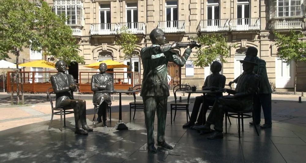 Guided tour in Pontevedra