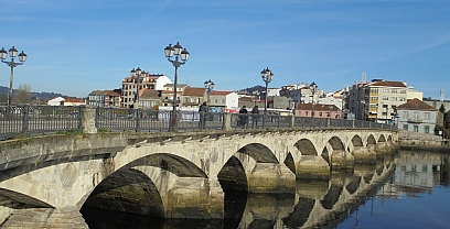 Guided tour in Pontevedra