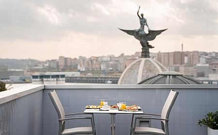 Los 15 mejores hoteles de La Coruña