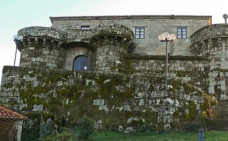 Los Pazos en Galicia. Historia_60