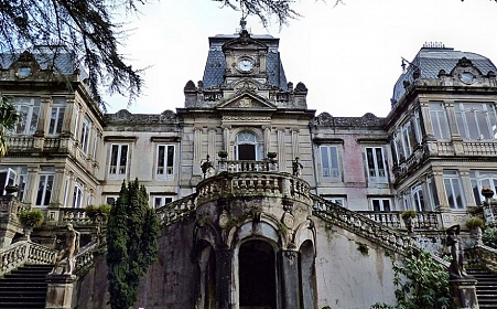 Los Pazos en Galicia. Historia_68