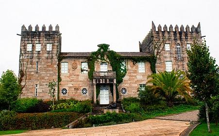 Los Pazos en Galicia. Historia_77