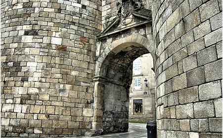 Lugo: El Primer camino de Santiago