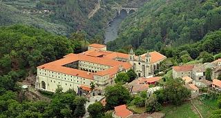 Monasterio de San Vicente del Pino (Monforte de Lemos