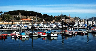 Mussels route from Baiona