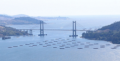 Mussels route from Vigo & Cangas