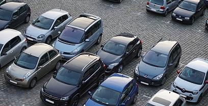 Parking en Sarria