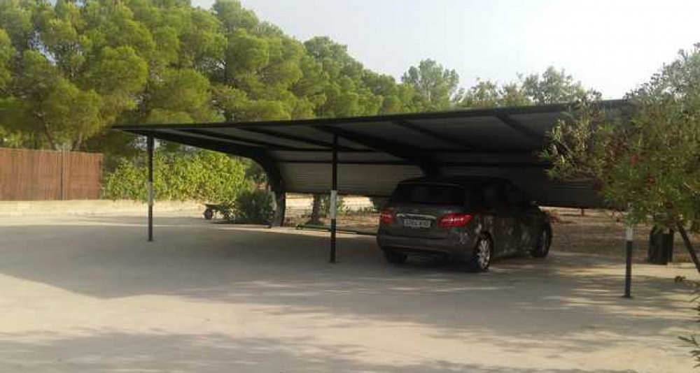 Parking privado en Sarria