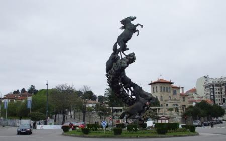 Paza de España (Vigo)