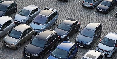 Private parking in Sarria (1 week)
