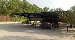 Private parking in Sarria (One week)