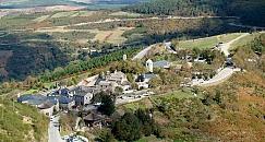 Private Transfer from Pedrafita de O Cebreiro to O Cebreiro
