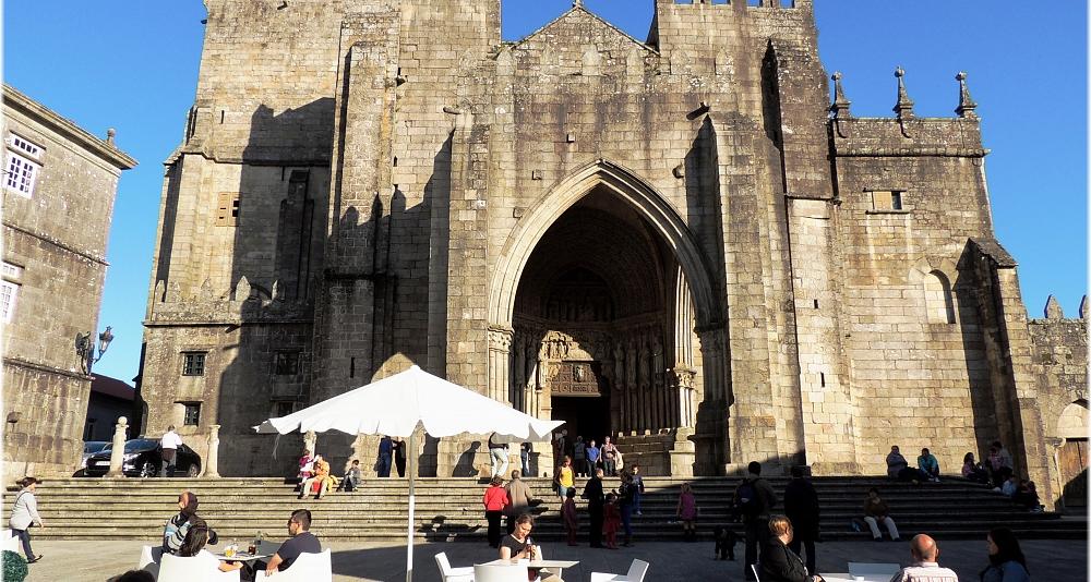 Private Transfer Santiago de Compostela - Tui