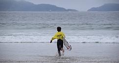 Pro Surf lessons in La Coruña