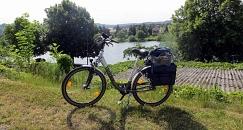 Ruta guiada en bicicleta por la Torre de Hércules