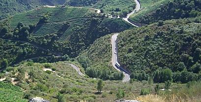 Ruta relax Cañones del Sil