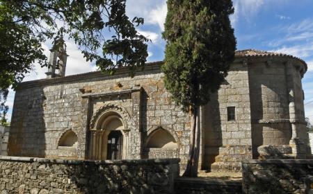 Santa Maria de Melide church