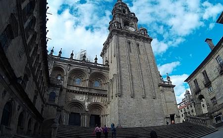 Santiago de Compostela: Capital del peregrinaje europeo