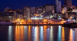 Skyline de Vigo
