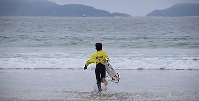 Surf en Coruña