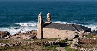 The Lighthouse of Muxía