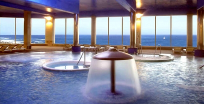 Thermal-Thalasso / Gastronomic Gateway in Baiona-A Guardia