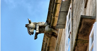 Tour de la gárgolas en Santiago de Compostela