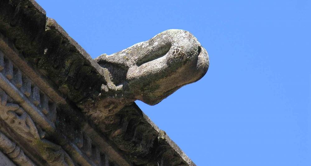 Tour de las gárgolas de Santiago de Compostela