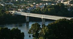 Traslado privado entre Santiago de Compostela y Tui