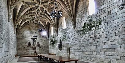 Visita al Monasterio de Oseira