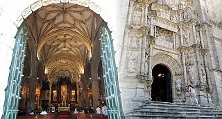 Visita al Monasterio de Samos