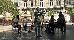 Visita privada a Pontevedra (Medio Día)