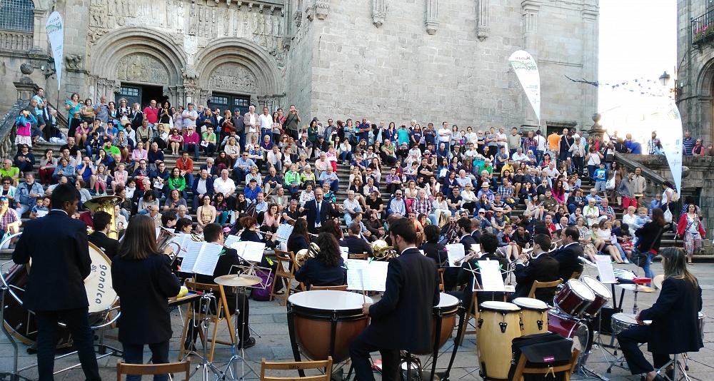 Visita Privada en Santiago de Compostela (Día Completo)