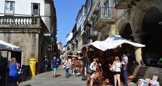 Visita Privada en Santiago de Compostela (Medio día)